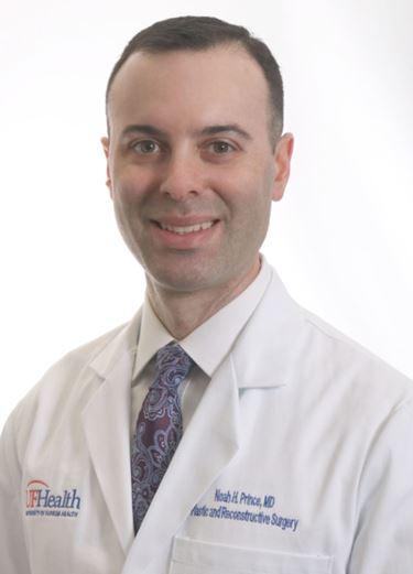 Dr. Prince Headshot